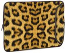 Leopard Designer Laptop Sleeve