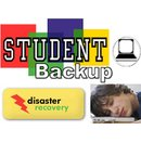 Student Backup Software with Laptop Locator