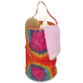 Dorm Shower Caddy - Tie-Dyed
