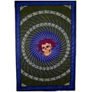 Bertha Skull N Roses Grateful Dead Tapestry