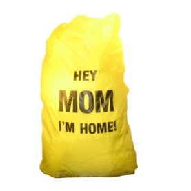 Hey Mom Nylon Laundry Bag