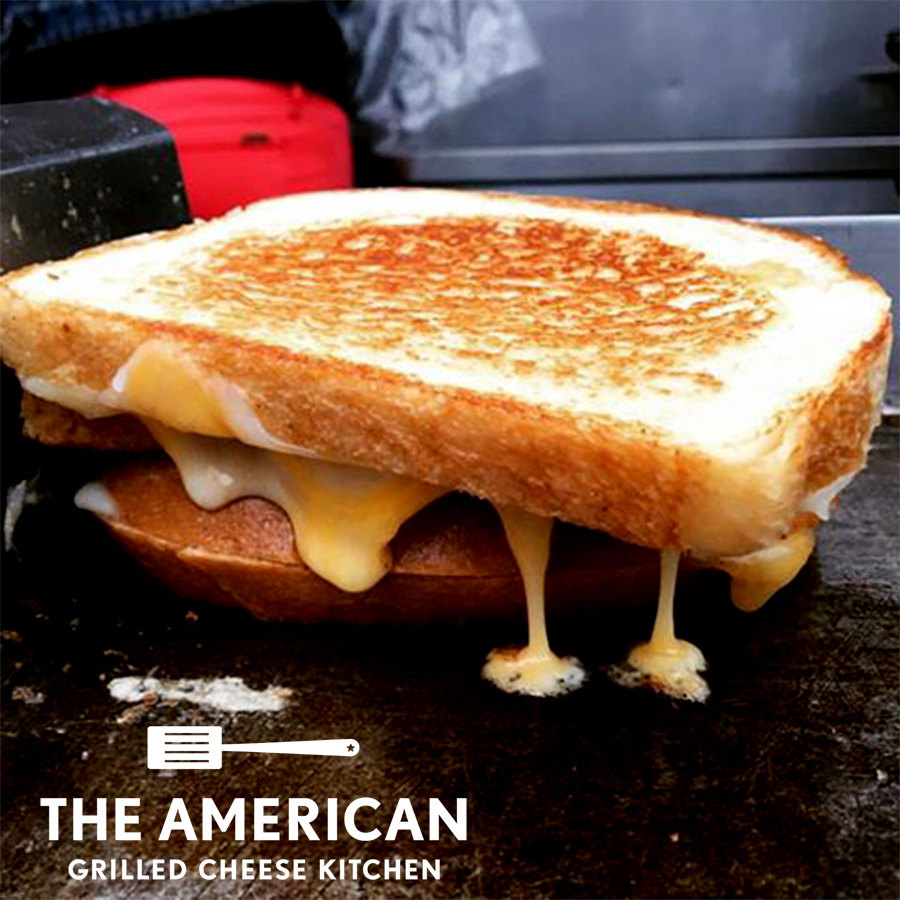 The American Grilled Cheese Kitchen at Outside Lands 2017