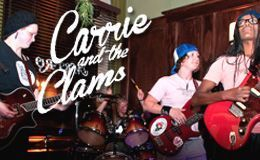 Carrie and The Clams