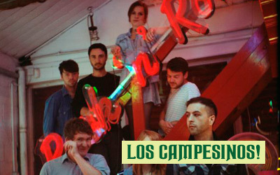 Los Campesinos!