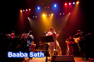 Baaba Seth