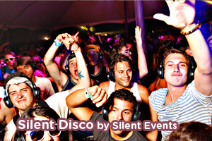 Silent Disco powered by Silent Events