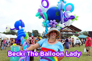 Becki The Balloon Lady