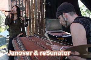 Janover &amp; reSunator