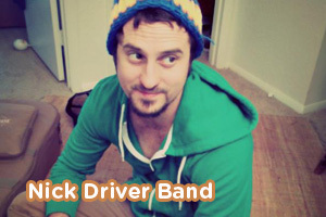 Nick Driver Band