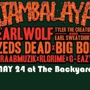 scoremore presents @ The Backyard Jambalaya