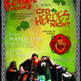 Flogging Molly Chicago Afterparty and CFD Heroes Night featuring Red Rebel County!