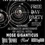No Strings Attached Media Day Party with Relapse Records (Free)