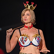 Art Bra Austin 2013 benefiting The Breast Cancer Resource Centers of Texas