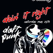 London Calling - Doin' It Right (Daft Punk Tribute Dance Party)
