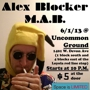 alexSlander with Alex Blocker and M.A.B.