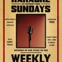 Free Weekly Karaoke Sundays, Opening Up Our Stage To You