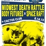 Milwaukee Pets Alive Benefit! w/BODY FUTURES, MIDWEST DEAT RATTLE, SPACE RAFT