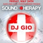 Slide & S.E.N Present SOUND THERAPY