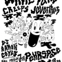 KCHUNG Presents:  White Fang, DJ Aaron Coyes (Peaking Lights), Jovontaes (Lexington, KY), Creeps
