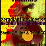 Radiant Devices Record Release Show with The Fox & The Hounds and Shelley Miller & The BBC