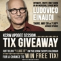KCRW and Apogee Present Ludovico Einaudi Private Show Giveaway