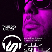 Secret Soul Sessions with Roger Sanchez