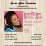 Sunday Gospel Brunch featuring Crystal Aikin