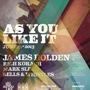 As You Like It presents James Holden, Rich Korach, Mark Slee, Bells & Whistles