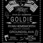 FREE-DID-IT with GOLDIE, RYAN HEMSWORTH ++