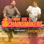 Vessel presents THE CHAINSMOKERS