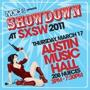 The Village Voice Media Showdown at SXSW 2011 (Free Before 8pm)