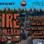 NEWaukee, ART Milwaukee, Do414 and MKEBKE present Bonfire @ Bradford Beach