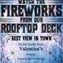 Do512 Presents 4th of July Fireworks from the Best View in Town! (21+)