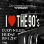 90s Night Featuring Weezer, Green Day, and No Doubt