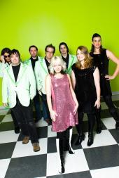 Jenny Dee and The Deliquents
