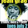 Prose + Flows Presents: Jean Grae