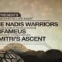 Parish Presents The Nadis Warriors w/ DrFameus, Dmitri's Ascent
