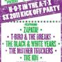 Freebirds and Antone's Present H-O-T in the A-TX SX 2011 KICK OFF PARTY (Free w/ RSVP on Do512)