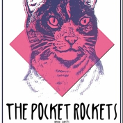 The Pocket Rockets, CUM STAIN, BearMaul..LIVE in Oakland