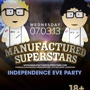 Ruby Skye Presents Manufactured Superstars