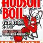 Hudson Boil - Free Crawfish w/ Drink Purchase!