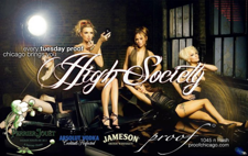 High Society Tuesdays