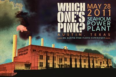 Which One's Pink? An Austin Pink Floyd Experience at Seaholm Power Plant