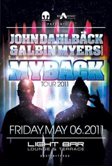 RealMusic MAYhem w/ JOHN DALHBACK + Albin Myers