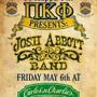  Josh Abbott Band presented by Texas Pi Kappa Phi &amp; Push America