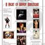  FIVEBPINUPS Presents:  A Night of Bawdy Burlesque