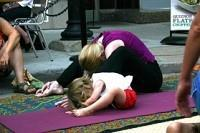 Kids Yoga with Claudia (ages 7-12) (Sundays)