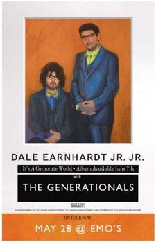 Dale Earnhardt Jr. Jr., Generationals, Sleep Good