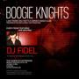  Boogie Knights @ The Casbah with DJ FIDEL