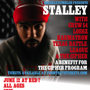 Knuckle Rumbler presents: STALLEY – Benefiting The Cipher Hip Hop Project